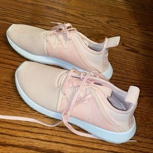 Adidas light pink sneakers size 6.5